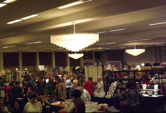 Toledo Craftsman Guild Winter Art Show