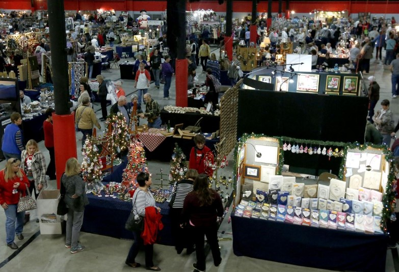 Christmas Craft Show Items.Crafts For Christmas Ohio Arts Council