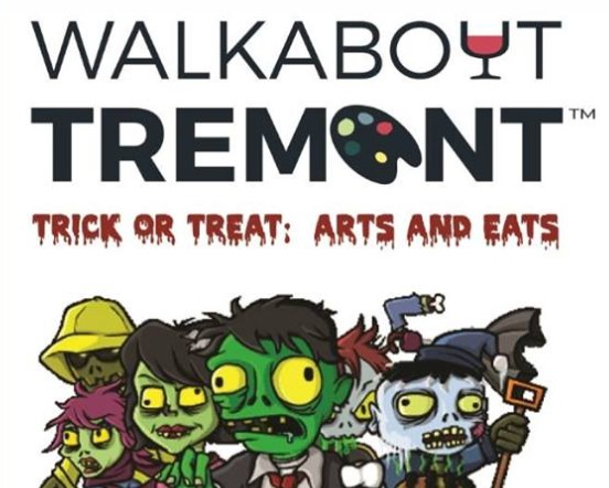 tremont walkabout poster